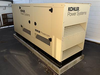 Generator Installation: Industrial