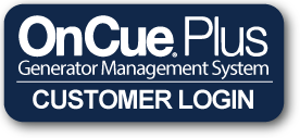 OnCue Plus Generator Management System